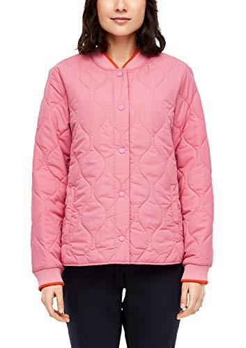 s.Oliver Damen 14.001.51.2441 Jacke, Dusty pink, (Herstellergröße: 36)