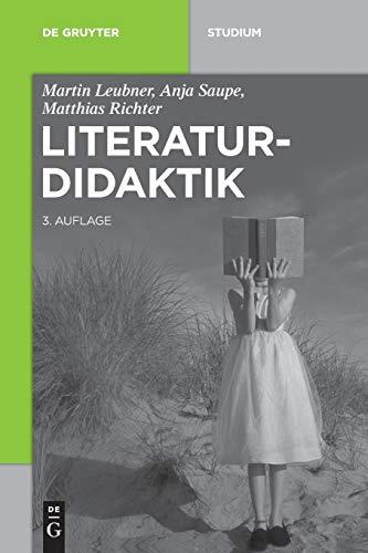 Literaturdidaktik (De Gruyter Studium)