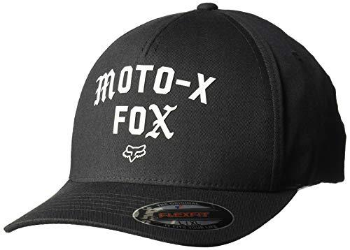 Fox Arch Flexfit - Gorros Hombre - negro Talla L XL 2017