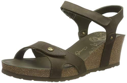 Panama Jack Julia Basics dames sandalen met riempjes