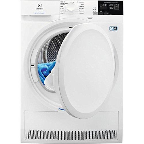 Electrolux EW8H2966IR Independiente Carga frontal 9kg A++ Blanco - Secadora (Independiente, Carga frontal, Bomba de calor, Blanco, Giratorio, Tocar, Derecho)