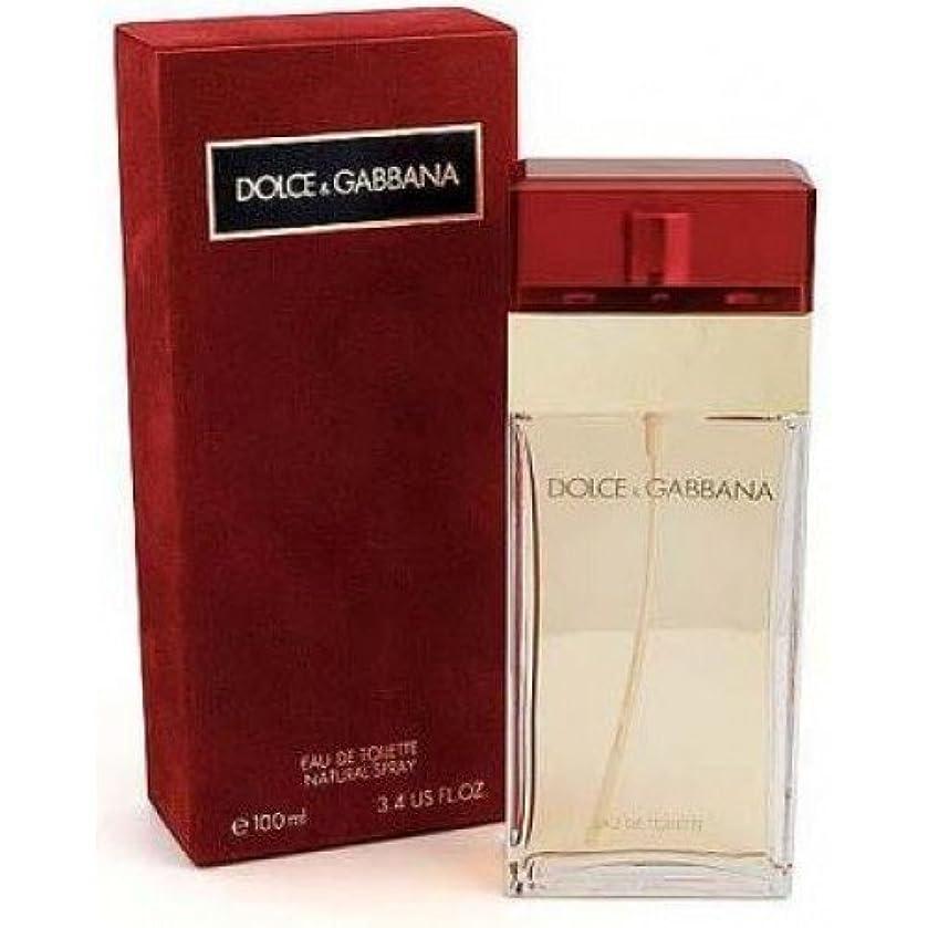 Dolce & Gabbana Eau de Toilette Spray for Women, 3.3 Ounce