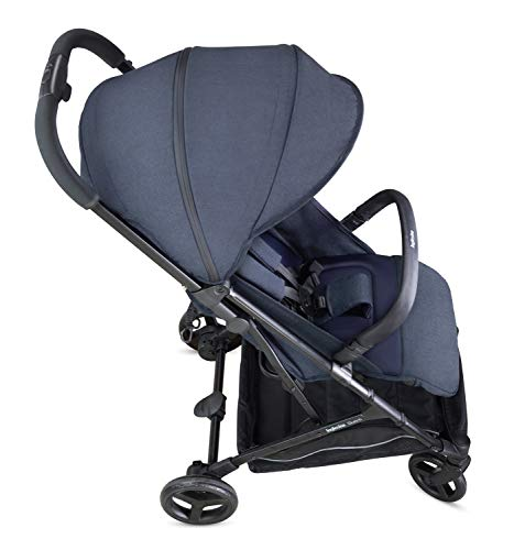 Inglesina Lightweight Compact Pushchair Blue Inglesina English prams and strollers Pram chairs and strollers unisex child. S.Paseo Sketch (Ag86L0Nav) 7