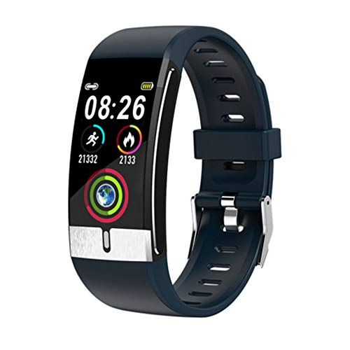 KUCE Smartwatch, Pulsera Actividad, Reloj Inteligentes Deportivo Fitness Tracker Hombre Mujer, Pulsera de Actividad Inteligente con Monitor de Sueño Contador de Caloría
