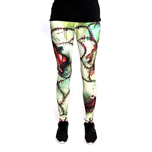 - Halloween-leggings Damen