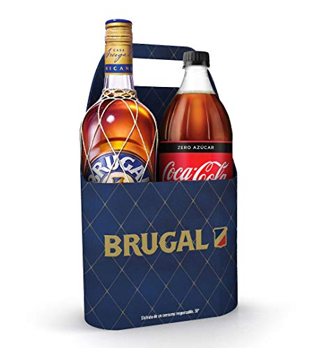 Brugal + Coca Cola 1.25 l - 1950 ml