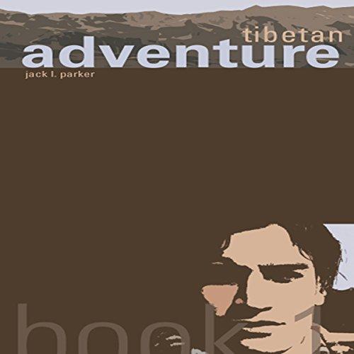 Tibetan Adventure audiobook cover art