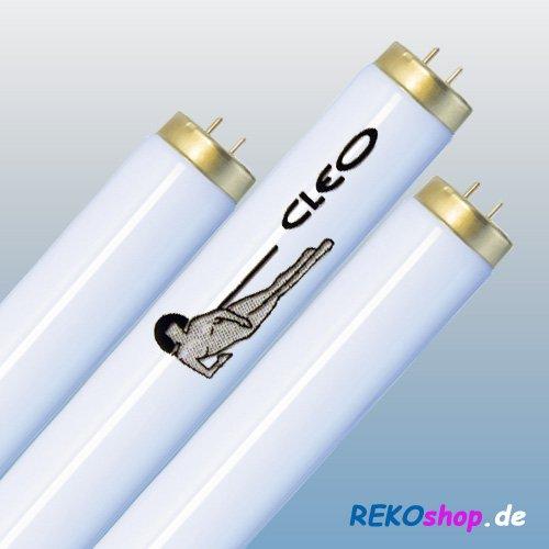 'Banc solaire tube Cleo Advantage R Tube 80 W Solarium