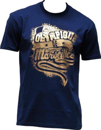 Olympique de Marseille - Camiseta de la colección oficial del Olympique de...