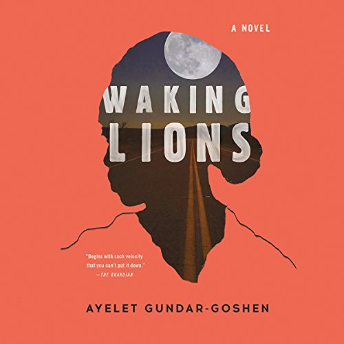 Waking Lions audiobook cover art