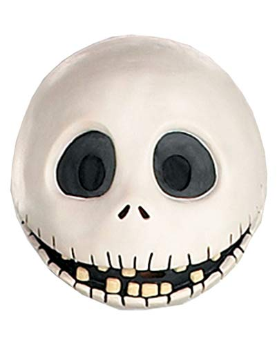 Horror-Shop Maschera di Jack Skellington