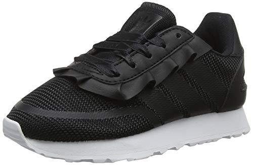 Adidas N-5923 C Fitnessschoenen voor kinderen, uniseks, blanc/grijs/Noir