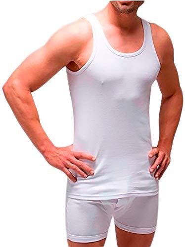 RAPIFE Pack 3 - Camiseta Interior Sport Hombre (XL)