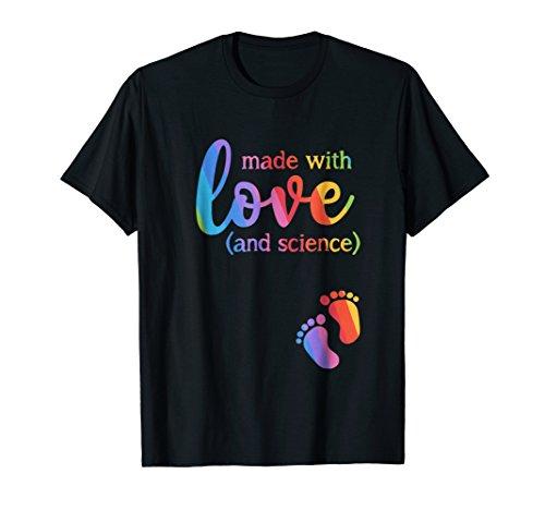 Pregnancy Shirt for LGBT Lesbian Gay Bisexual Transgender