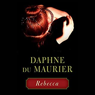 Rebecca audiobook cover art