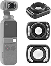 OP-5 18MM Wide Angle Lens Compatible with DJI OSMO Pocket Magnetic Structure HD Gimbal Accessories Professional Video Shooting