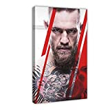 Ultimate Fighting Championship Conor McGregor 23 - Póster de lienzo...