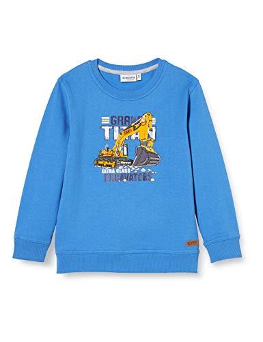 Salt & Pepper Jungen 05111140 Sweatshirt, Alaska Blue, 116/122
