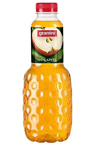 granini Trinkgenuss Apfel klar, (1 x 1,0 l)