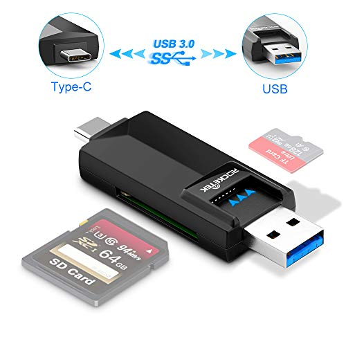 Rocketek - MicroSD, lector tarjetas SD/ escritor