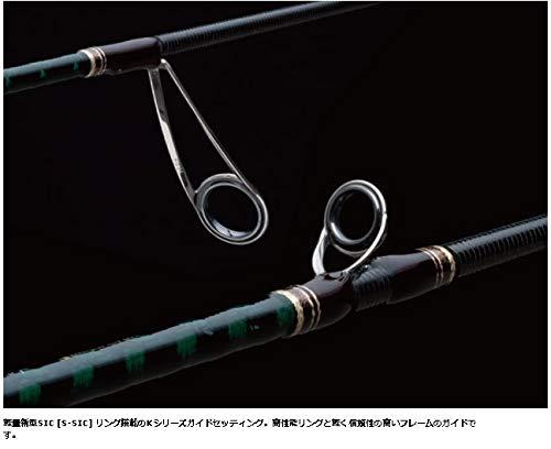 メジャークラフト『ファインテールトレッキング&トラベラーシリーズFTX-B46/505UL』