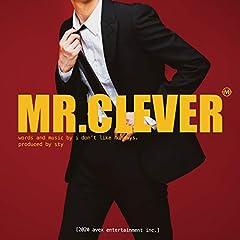I Don't Like Mondays.「MR.CLEVER」のCDジャケット