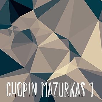 Chopin Mazurkas 1