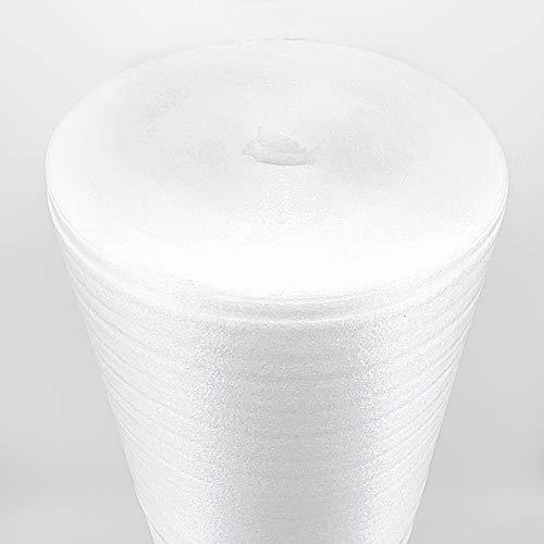 PE-Schaumfolie Schaumfolie Trittschalldämmung 2mm 3mm Dämmunterlage Dämm Parkett Fußboden Bodenunterlage Unterlage Dämmung Boden Laminat Fußbodenheizung (3mm, 100m²)