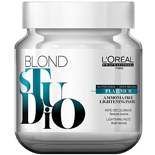 BLOND STUDIO DECOLORANTE PLATINIUM 500ML