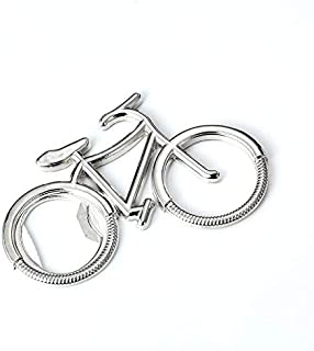 2 Pieces - 2 Pieces Silver Bicycle Bottle Opener - Kitchen Patch Leggings Warmer Tray Club Flowers Formal Puzzle Pajamas 7plus Size Lingerie Outfit Bonnet Nightstands Gold Colorful Waisted Head