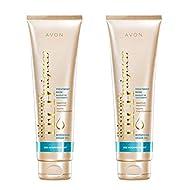 2x Avon Advanced Techniques Moroccan Argan Oil Hair Treatment Mask 150ml (300ml)