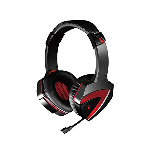 G500 Lightweight Combat Gaming | PS4 | Xbox One | PC | Nintendo | Smart Phone Headset with Retractable Microphone, Noise Cancellation, Anti-Tangle Cord Memory Foam Lining