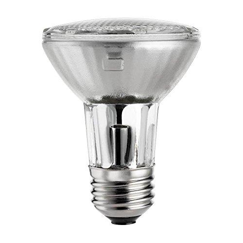 Philips PAR20 Halogen Floodlight Light Bulb - 4 Pack