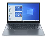 """HP Pavilion 15-eh0007sa 15.6"""" Touchscreen Laptop 1920 x 1080 pixels AMD Ryzen 3 8GB 256GB SSD Window..."""