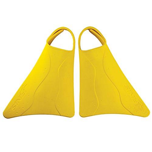 Finis Kinder Fishtail 2 Swim Fin Kids, Yellow, S