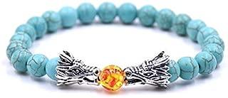 BAOKUANH Bracelet Natural Stone Bead Bracelet Men Jewelry Bracelets For Women Charm Beads Bracelet