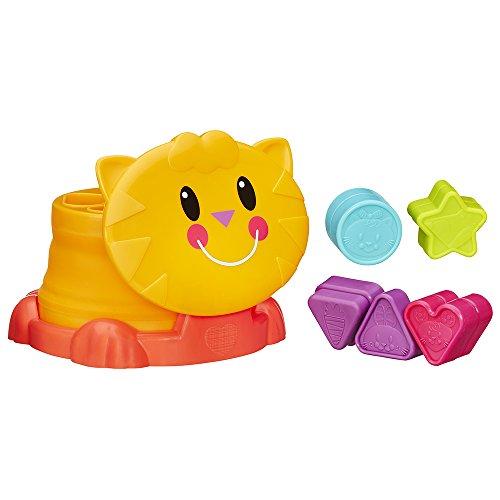 Hasbro Playskool B1914EU4 - Formsteck-Katze, Vorschulspielzeug