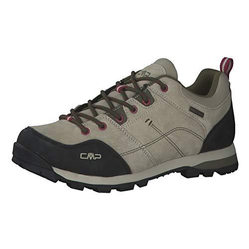 CMP Alcor WP Low Chaussures multifonctions pour femme - - sauge, 39 EU