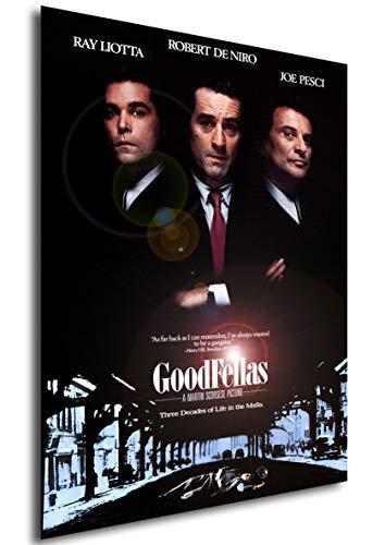 Instabuy Poster - Locandina - Quei Bravi Ragazzi - Goodfellas A3 42x30