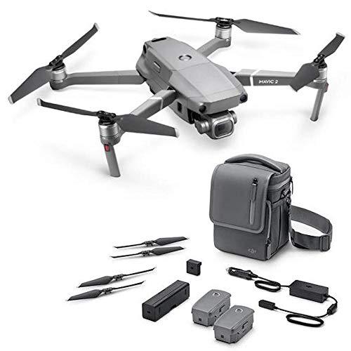 DJI Mavic 2 Pro + Fly More Combo - Dron con cámara Hasselblad y sensor CMOS de 1' y 20 Mpx, HDR Video - Versión EU
