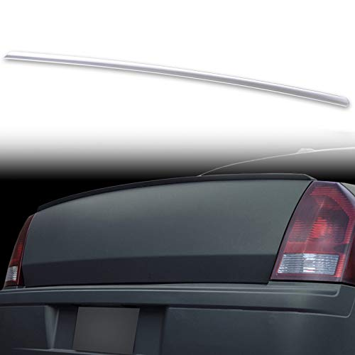 FYRALIP Painted Factory Print Code Trunk Lip Wing Spoiler For 2005-2010 First Generation Chrysler 300 300C SRT8 Fast Delivery Easy Installation Perfect Fit - PWG Cool Vanilla