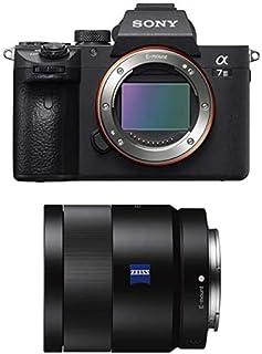 索尼 无反数码相机 α7 III 机身 ILCE-7M3+索尼 SONY 定焦镜头 Sonnar T* FE 55mm F1.8 ZA E卡口35mm对应全画幅 SEL55F18Z