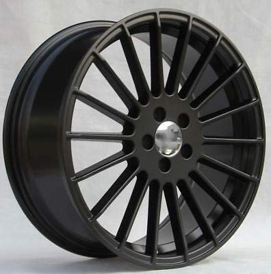 "22'' wheels for BMW 640 650 GRAN COUPE XDRIVE 2013 & UP (Staggered 22x9/10"")"