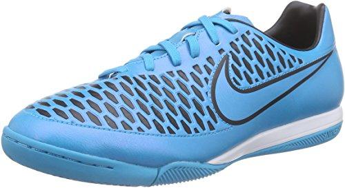 Nike Magista Onda IC, Botas de fútbol Hombre, Azul Negro Turquoise Blue Trqs Bl Blk Blk, 46 EU