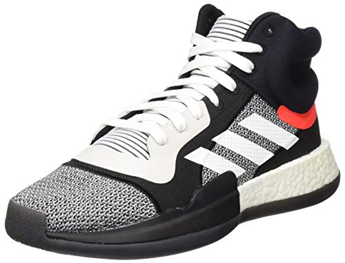 adidas Herren Marquee Boost Mens Basketball Shoes BB7822 Grey 42 EU (8 UK)