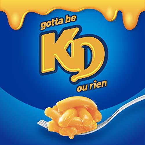 4 Boîte 225g de Kraft Dinner Original - Macaroni au Fromage - 4