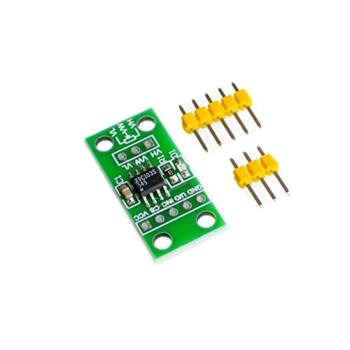 iHaospace X9C103S 10K Digital Potentiometer Board Module for Arduino Span Potentiometer