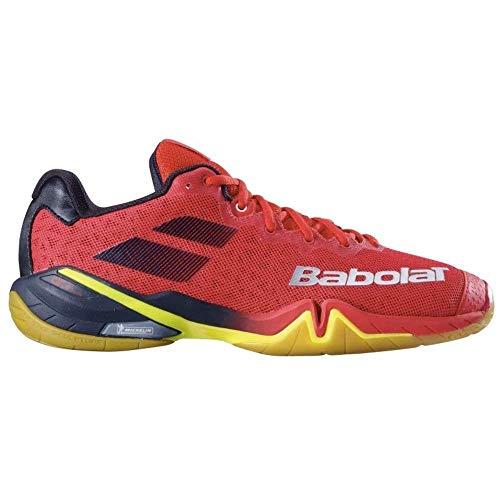 Babolat Badmintonschuh Shadow Tour Men 2019 blau Topmodell (41 EU)
