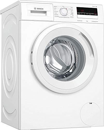 Bosch Elettrodomestici Lavatrice Standard WAN24268II 8 Kg Classe A+++ Centrifuga 1200 giri, Bianco