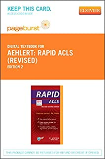 RAPID ACLS (Revised Reprint) - Elsevier eBook on VitalSource (Retail Access Card)